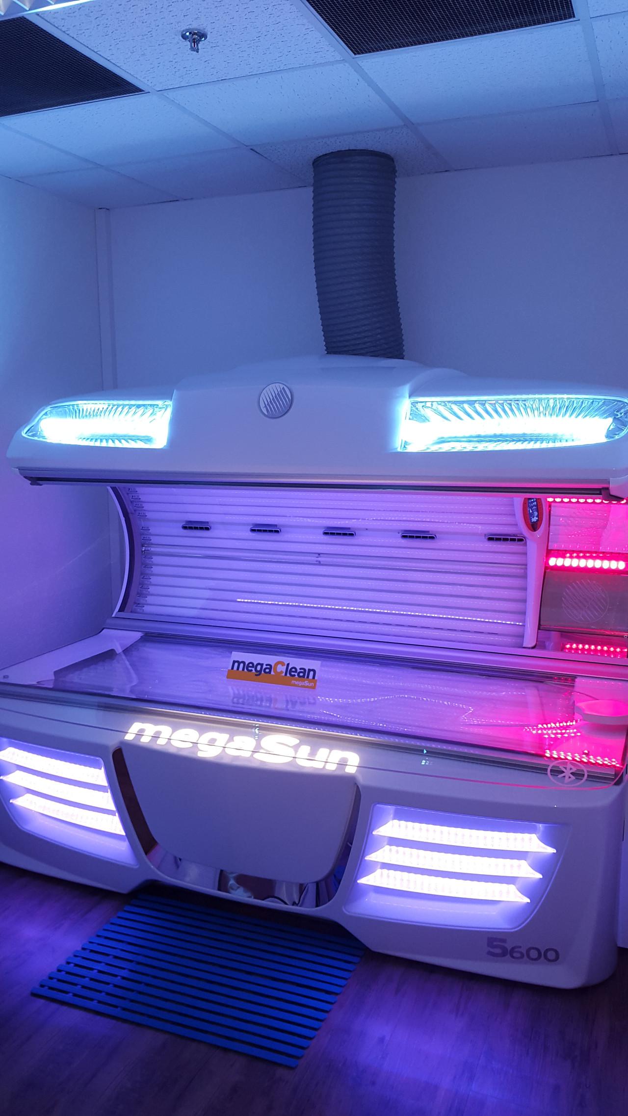 Fitnesscenter Impuls AG - Solarium